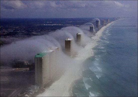 Απίστευτο μετεωρολογικό φαινόμενο στη Florida (1)