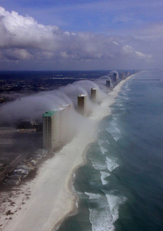 Απίστευτο μετεωρολογικό φαινόμενο στη Florida (6)