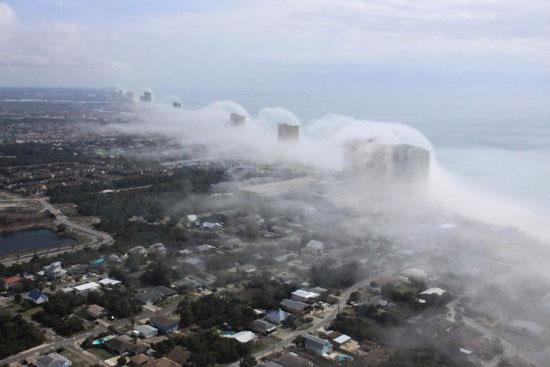 Απίστευτο μετεωρολογικό φαινόμενο στη Florida (3)