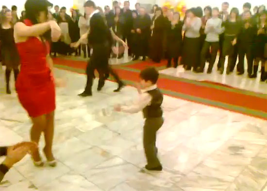 Ο μικρός χορευτής της χρονιάς