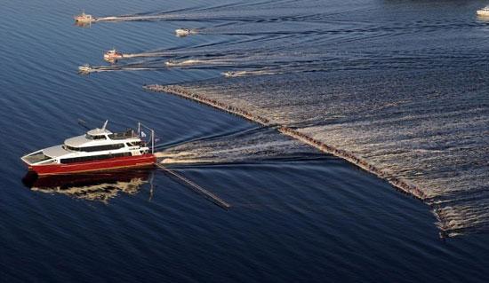 Παγκόσμιο ρεκόρ θαλάσσιου σκι