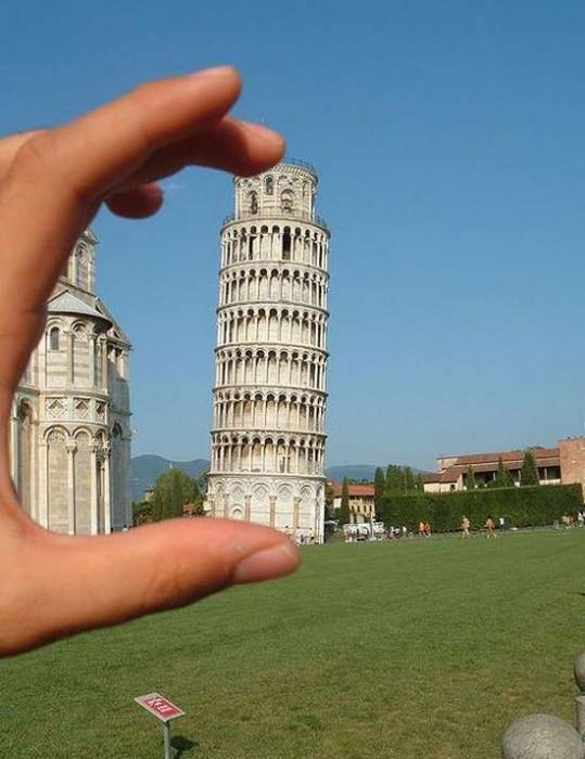 Παίζοντας με τον πύργο της Πίζας (3)