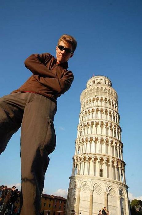 Παίζοντας με τον πύργο της Πίζας (4)