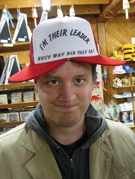 Παράξενα καπέλα (4)