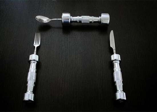 Παράξενα & πρωτότυπα μαχαιροπίρουνα (1)