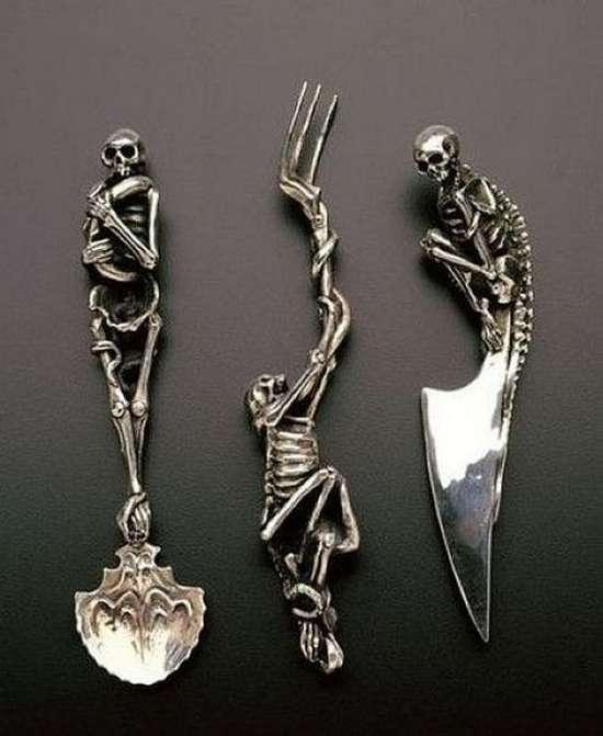 Παράξενα & πρωτότυπα μαχαιροπίρουνα (5)