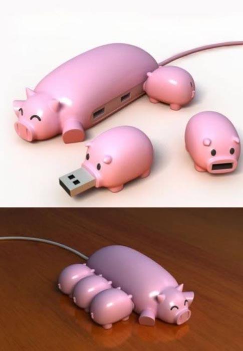 Παράξενα USB Hubs (2)