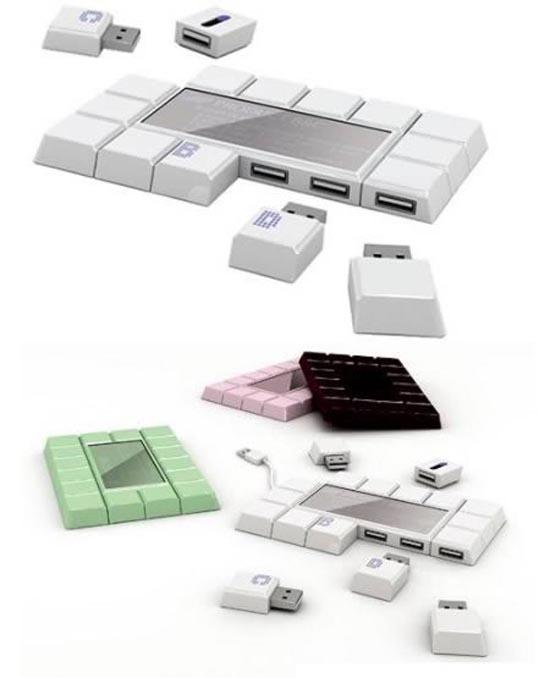 Παράξενα USB Hubs (8)