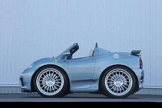 Πολυτελή αυτοκίνητα σε μορφή... Smart (3)