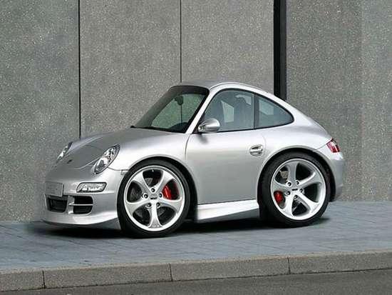Πολυτελή αυτοκίνητα σε μορφή... Smart (4)