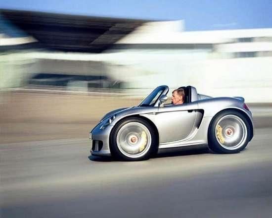 Πολυτελή αυτοκίνητα σε μορφή... Smart (5)