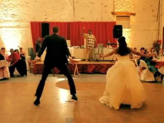 Γαμήλιος χορός: 10 απίθανες περιπτώσεις