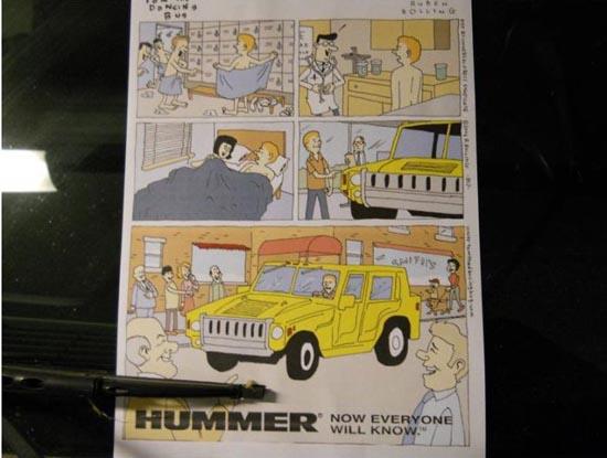 Πως να τρολάρετε έναν ιδιοκτήτη Hummer (3)