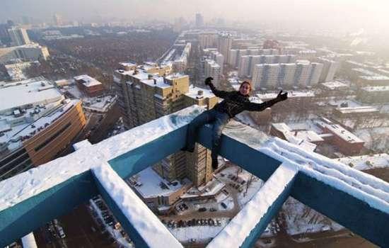 Urban climbing (2)