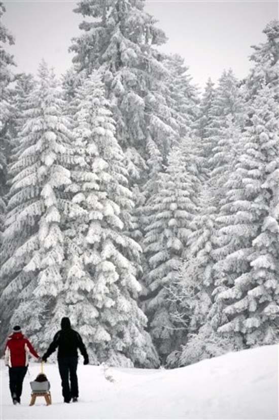 Χιόνια στην Ευρώπη (17)