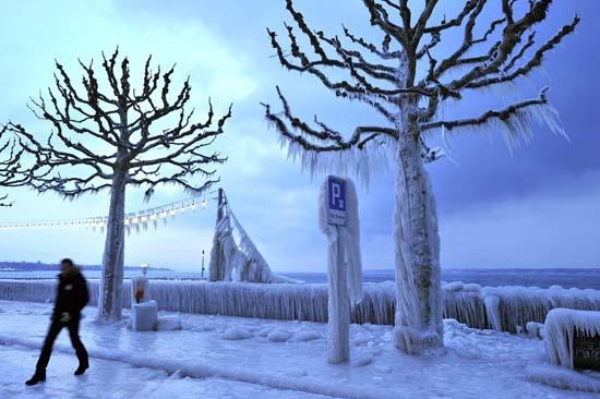 Χιόνια στην Ευρώπη (18)