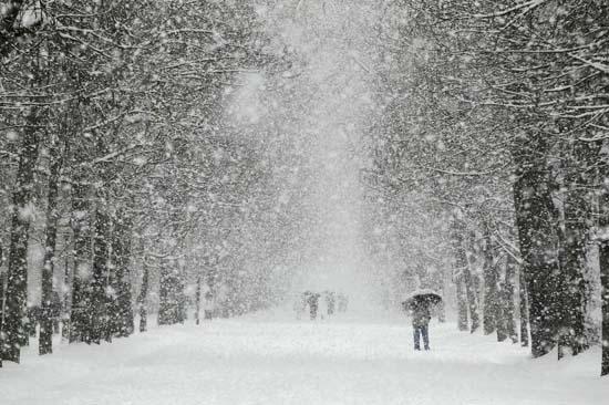 Χιόνια στην Ευρώπη (9)
