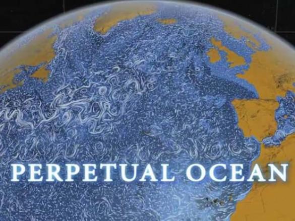 Εντυπωσιακή αναπαράσταση των θαλάσσιων ρευμάτων από τη NASA (1)