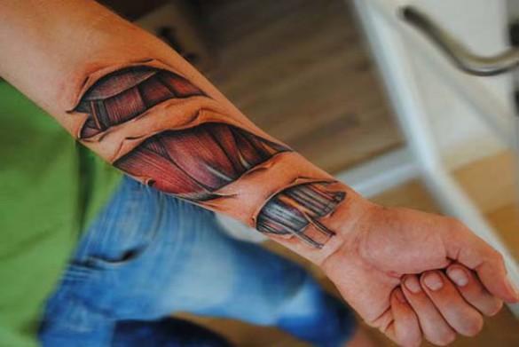 Ανατριχιαστικά ρεαλιστικά τατουάζ από τον Yomico Moreno (3)