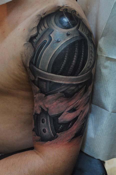 Ανατριχιαστικά ρεαλιστικά τατουάζ από τον Yomico Moreno (4)