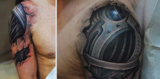 Ανατριχιαστικά ρεαλιστικά τατουάζ από τον Yomico Moreno (5)