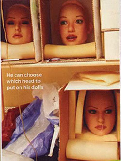 Άνδρας παντρεύτηκε μια πλαστική κούκλα (5)