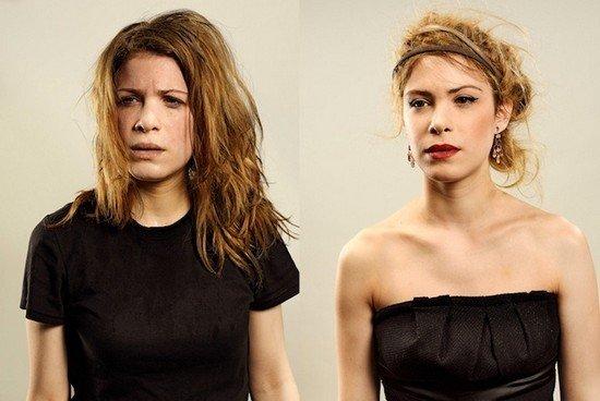 Άνθρωποι πριν και μετά τη γυμναστική (5)