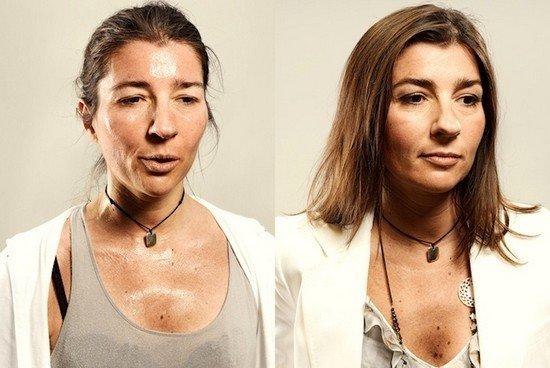 Άνθρωποι πριν και μετά τη γυμναστική (7)