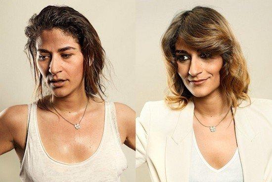Άνθρωποι πριν και μετά τη γυμναστική (9)
