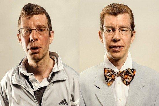 Άνθρωποι πριν και μετά τη γυμναστική (10)