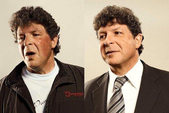 Άνθρωποι πριν και μετά τη γυμναστική (12)