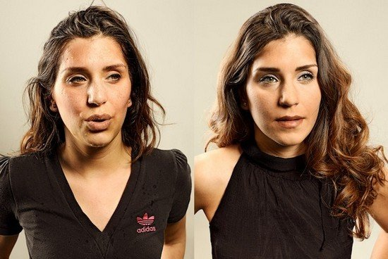 Άνθρωποι πριν και μετά τη γυμναστική (13)