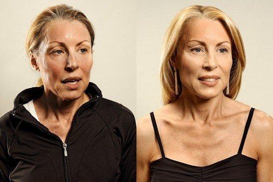 Άνθρωποι πριν και μετά τη γυμναστική (14)