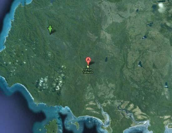 10 απαγορευμένες τοποθεσίες στο Google Maps (3)