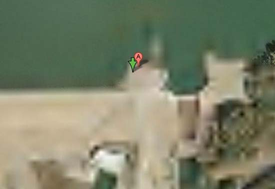10 απαγορευμένες τοποθεσίες στο Google Maps (4)