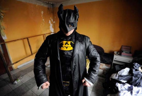 Ο Batman της Σλοβακίας (1)