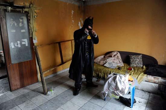 Ο Batman της Σλοβακίας (2)