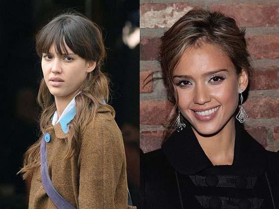 Celebrities χωρίς make up (21)