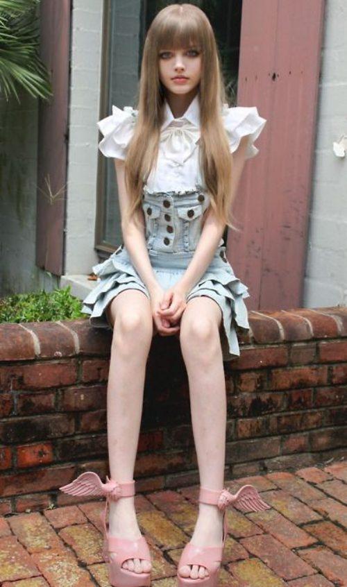 Dakota Rose: Το κορίτσι που μοιάζει με κούκλα (10)