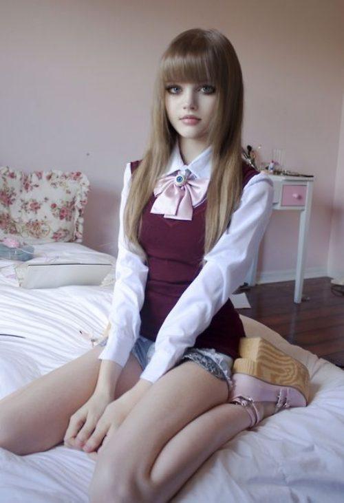 Dakota Rose: Το κορίτσι που μοιάζει με κούκλα (12)