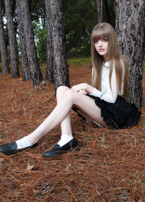 Dakota Rose: Το κορίτσι που μοιάζει με κούκλα (14)