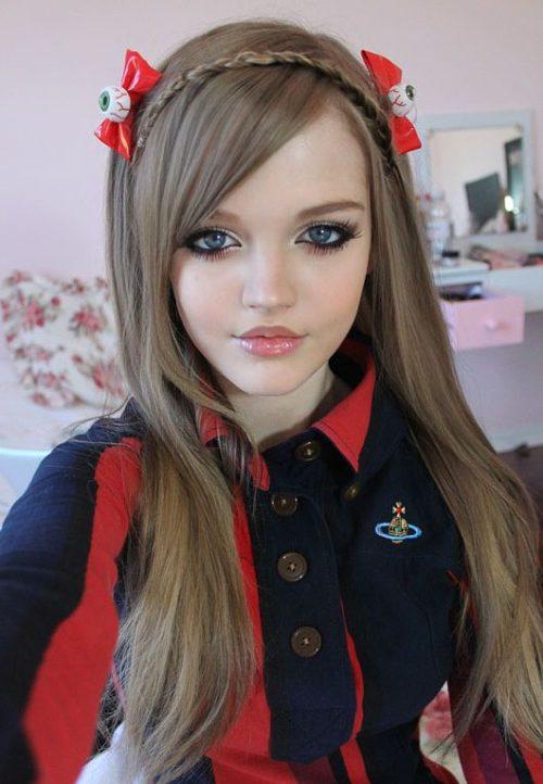 Dakota Rose: Το κορίτσι που μοιάζει με κούκλα (15)