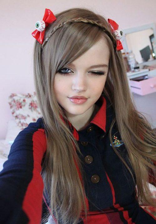 Dakota Rose: Το κορίτσι που μοιάζει με κούκλα (16)