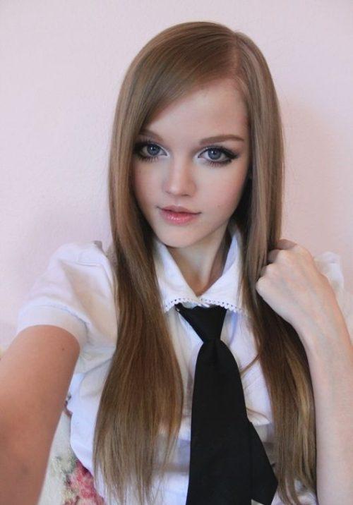 Dakota Rose: Το κορίτσι που μοιάζει με κούκλα (17)