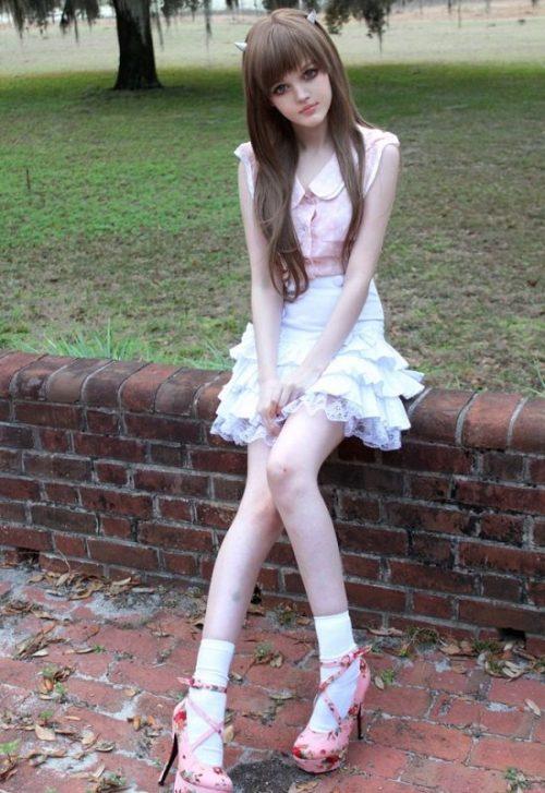 Dakota Rose: Το κορίτσι που μοιάζει με κούκλα (22)