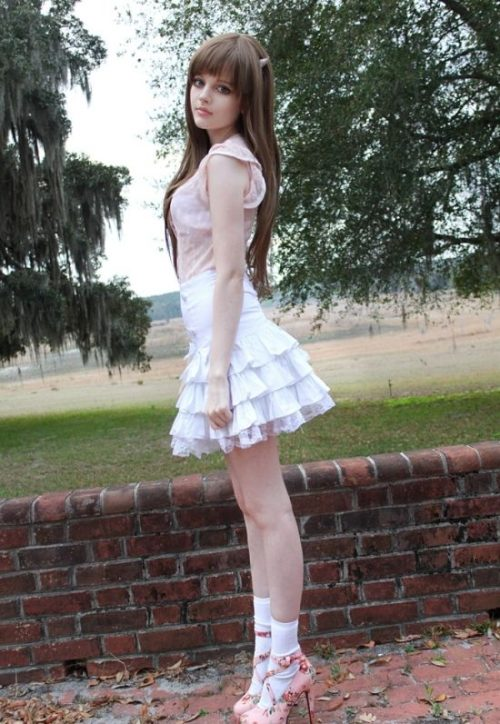Dakota Rose: Το κορίτσι που μοιάζει με κούκλα (23)