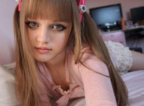 Dakota Rose: Το κορίτσι που μοιάζει με κούκλα (24)