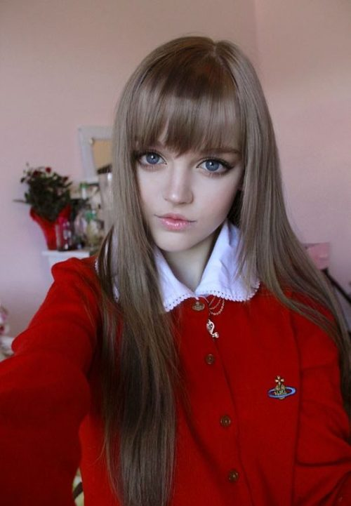 Dakota Rose: Το κορίτσι που μοιάζει με κούκλα (25)