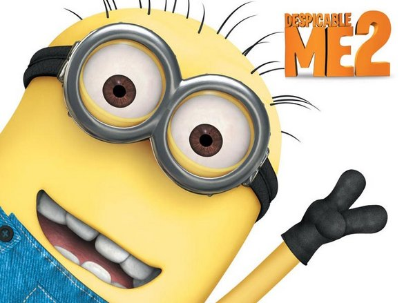 Despicable me II