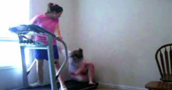 Οι διάδρομοι γυμναστικής δεν είναι για όλους...